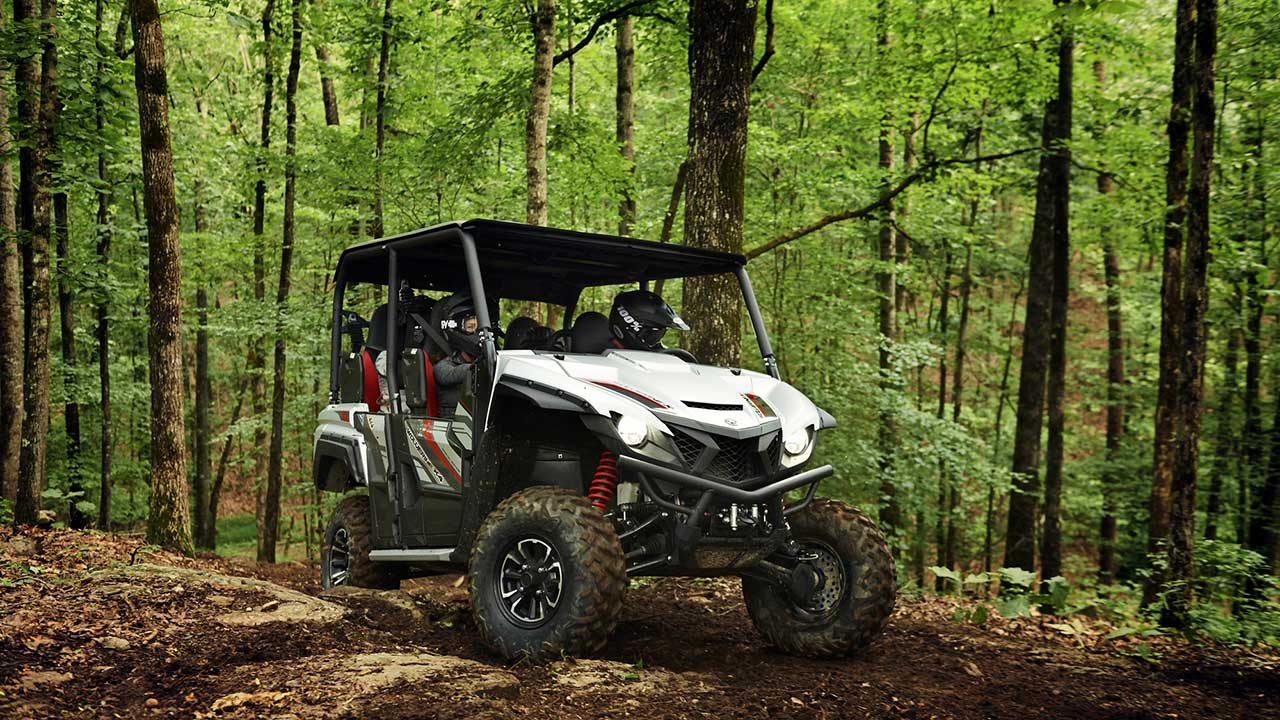 Yamaha - All-New Yamaha Wolverine X4