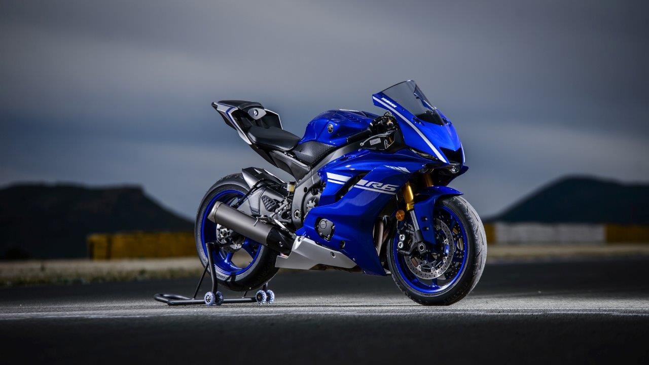 Yamaha - Yamaha reveals the new 2017 YZF-R6