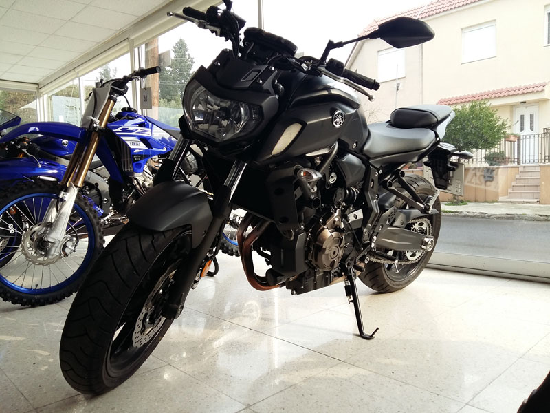 Used Motorcycles - MT-07