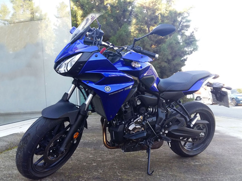 Used Motorcycles - Tracer 700