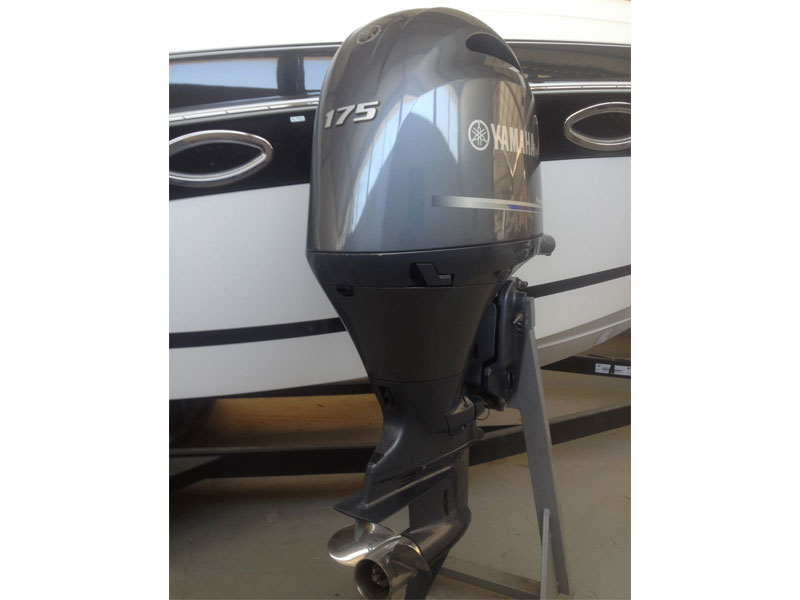 Used Outboards - Yamaha F175hp