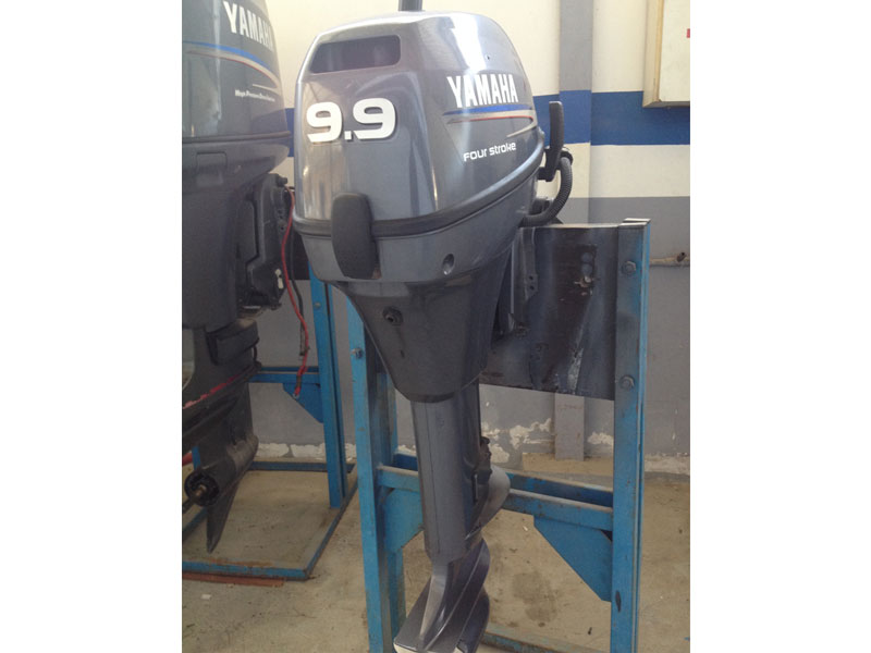 Used Outboards - Yamaha F9.9hp