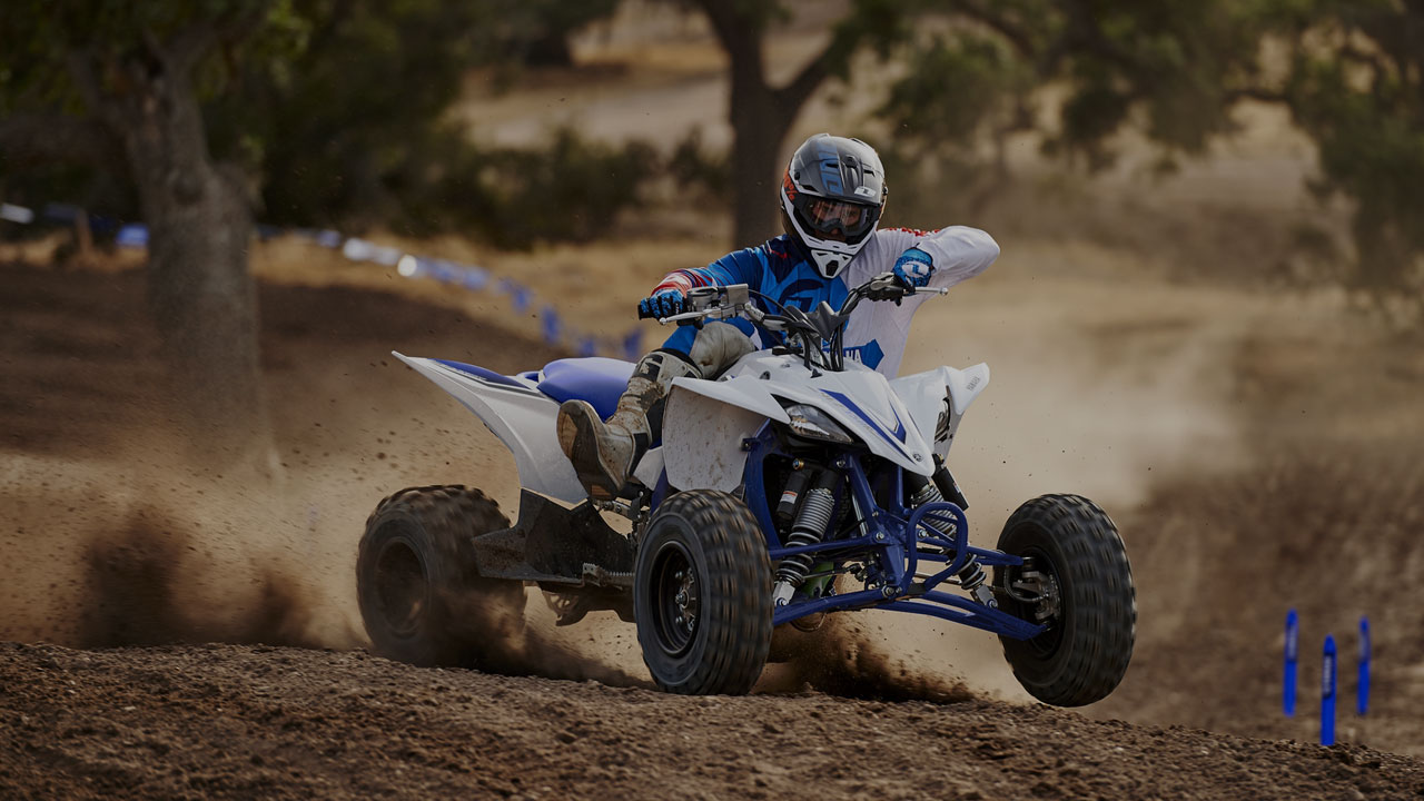 Yamaha Genuine Spare Parts ATVs