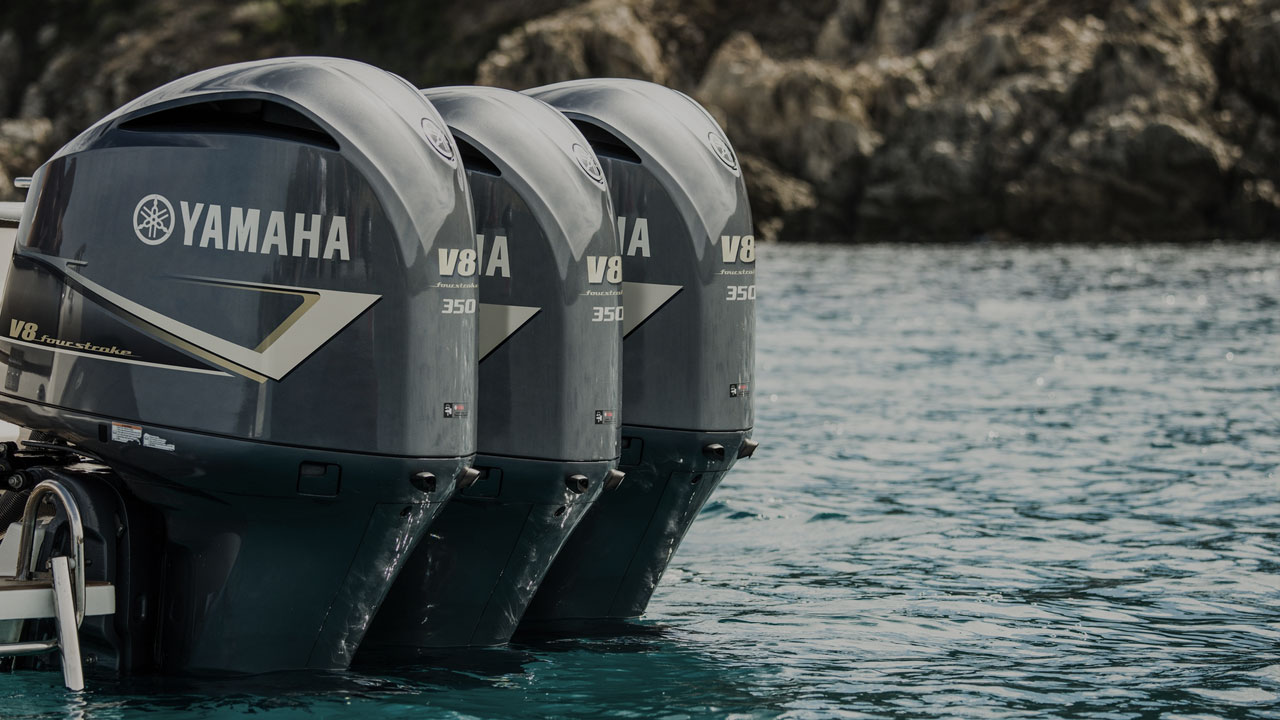 Yamaha Genuine Spare Parts Outboards