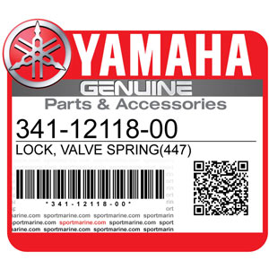 Yamaha Genuine Spare Parts Diesel - 341-12118-00