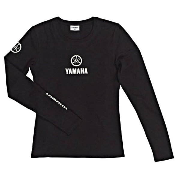 B09-0B2V3-1S-9A YAMAHA CLASSIC LONG SLEEVE BLACK FEMALE