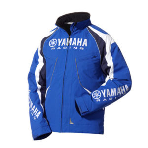 B12-FJ504-E0-14 YAMAHA PADDOCK BLUE JUNIOR JACKET