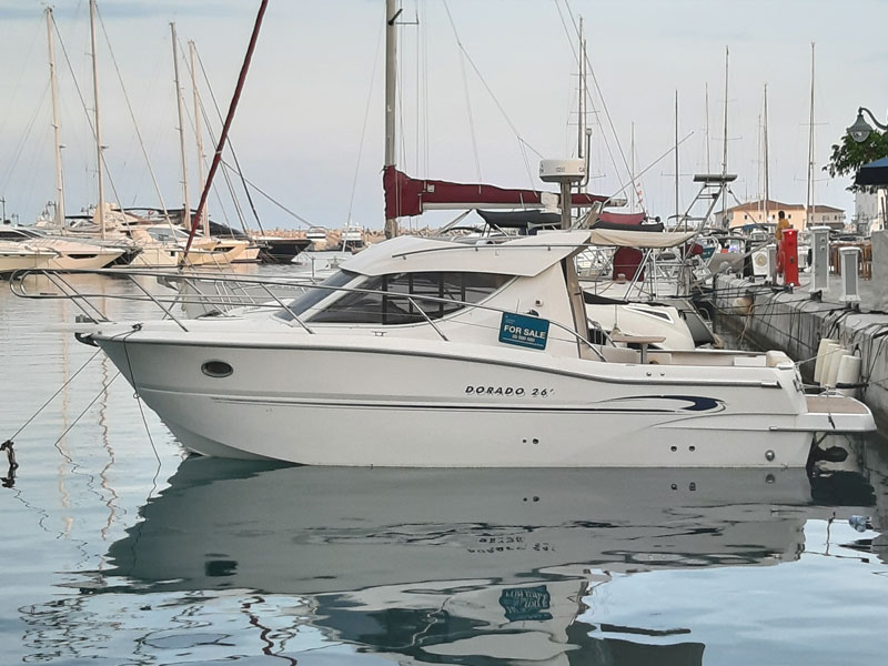Used Boats - Sessa Dorado 26