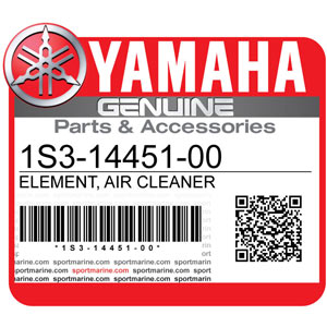 Yamaha Genuine Spare Parts ATVs - Motorcycles - 1S3-14451-00