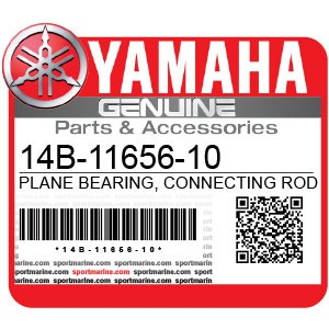 Yamaha Genuine Spare Parts Motorcycles - 14B-11656-10