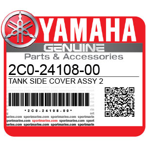 Yamaha Genuine Spare Parts Motorcycles - 2C0-24108-00