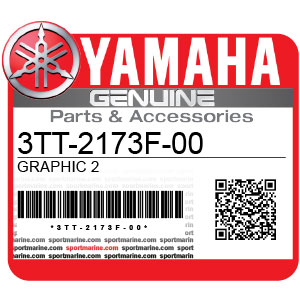 Yamaha Genuine Spare Parts Motorcycles - 3TT-2173F-00