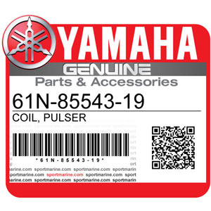 Yamaha Genuine Spare Parts Outboards - 61N-85543-19