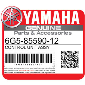Yamaha Genuine Spare Parts Outboards - 6G5-85590-12
