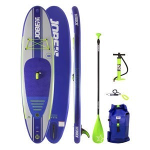 486419003 JOBE YARRA 10.6 INFLATABLE PADDLE BOARD PACKAGE