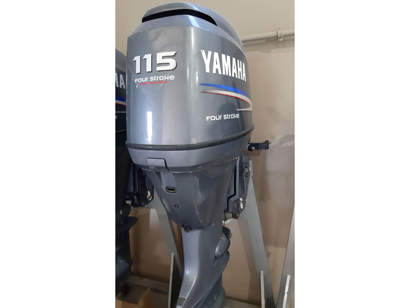 Used Outboards - Yamaha F115AETX