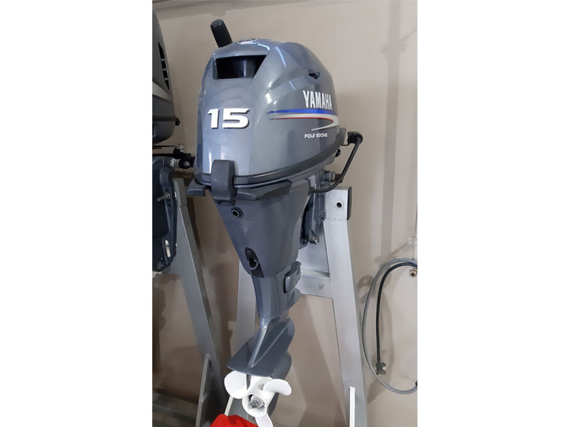 Used Outboards - Yamaha F15CMHS