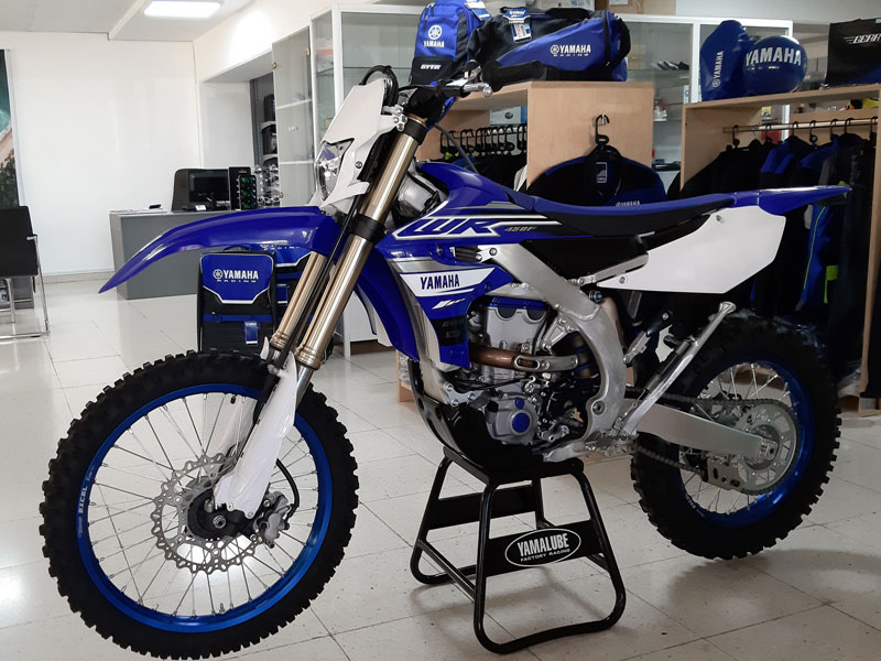 Used Motorcycles - WR450F 2019