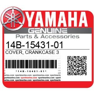 Yamaha Genuine Spare Parts Motorcycles - 14B-15431-01