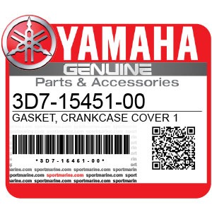 Yamaha Genuine Spare Parts Motorcycles - 3D7-15451-00