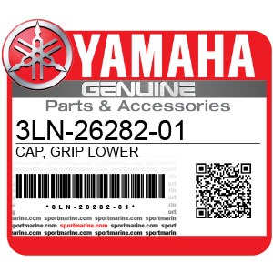 Yamaha Genuine Spare Parts Motorcycles - 3LN-26282-01