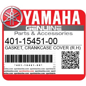 Yamaha Genuine Spare Parts Motorcycles - 401-15451-00