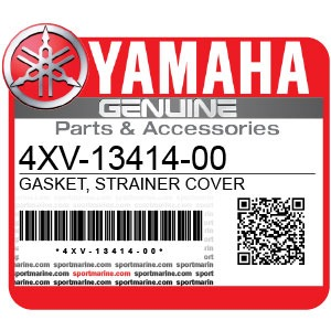 Yamaha Genuine Spare Parts Motorcycles - 4XV-13414-00