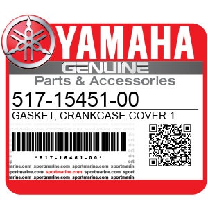 Yamaha Genuine Spare Parts Motorcycles - 517-15451-00