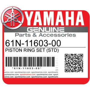 Yamaha Genuine Spare Parts Outboards - 61N-11603-00