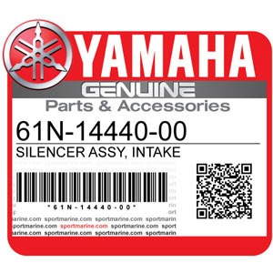 Yamaha Genuine Spare Parts Outboards - 61N-14440-00