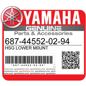 Yamaha Genuine Spare Parts Outboards - 687-44552-02-94