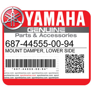 Yamaha Genuine Spare Parts Outboards - 687-44555-00-94