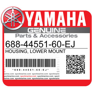 Yamaha Genuine Spare Parts Outboards - 688-44551-60-EJ