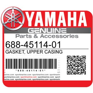 Yamaha Genuine Spare Parts Outboards - 688-45114-01