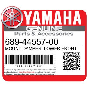 Yamaha Genuine Spare Parts Outboards - 689-44557-00