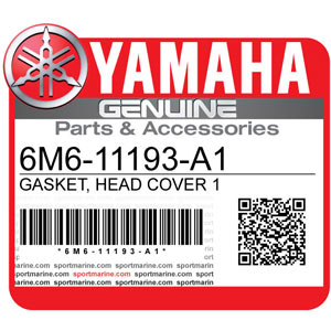 Yamaha Genuine Spare Parts Waverunners - 6M6-11193-A1