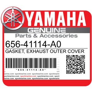 Yamaha Genuine Spare Parts Outboards - 656-41114-A0