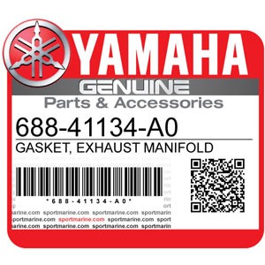 Yamaha Genuine Spare Parts Outboards - 688-41134-A0