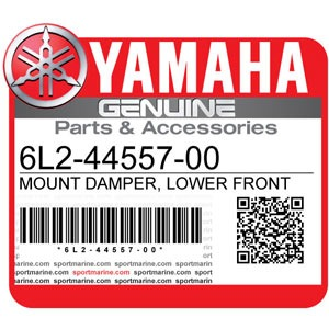 Yamaha Genuine Spare Parts Outboards - 6L2-44557-00